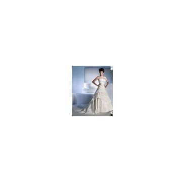 Wedding Dress, Party Gown, Evening Gown (1406)