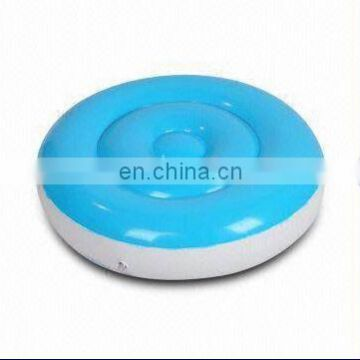 PVC Inflatable Round Seat Cushion for Promotion