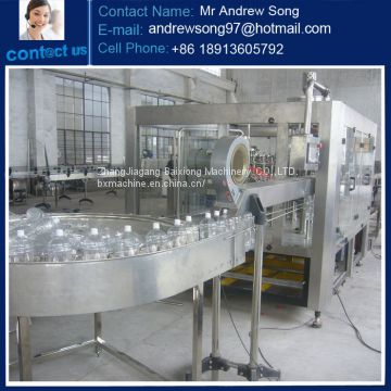 Automatic 3 In 1 Fruit Juice Hot Filling Machine and Making machine