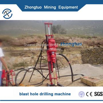 China Pneumatic DTH Drilling Rig manufacturers
