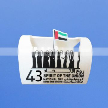 43 year UAE sheikh Iphone mobile holder case for UAE national day gifts