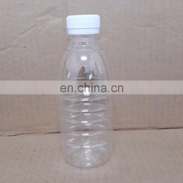 Food grade PET 330 ml beverage bottle plastic bottle