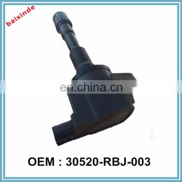 High Quality Coil Car Part OEM 30520-RBJ-003 C1739 IC730 UF627