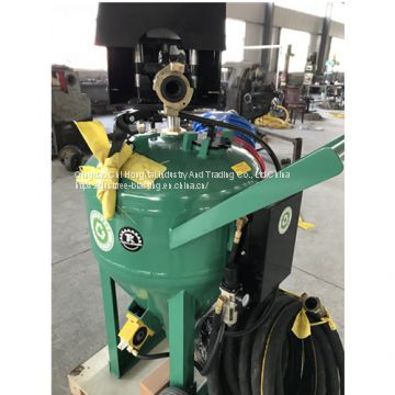 New products industrial used dustless blasting equipment