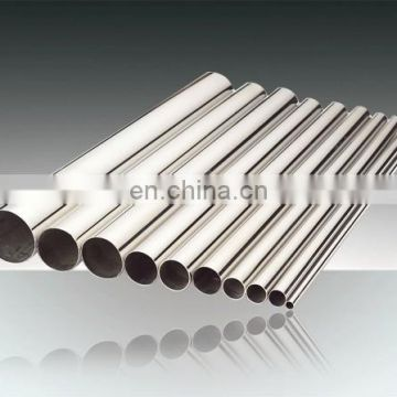 2018 hot sale 201 304 316 round square rectangular hex stainless steel pipe/tube