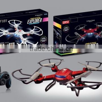 2.4G 4CH 6-Axis flycam x-drone with LED light F181