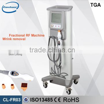 fractional microneedle rf machine for anti-aging facial beauty