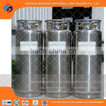 Medical Tank Fill LO2 Use Liquid Oxygen Dewar