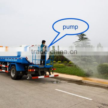 SINOTRUK HOWO 10 M3 water tank truck for sale