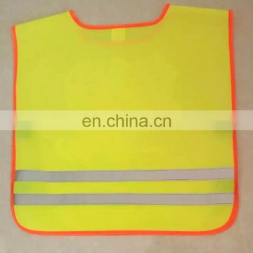 Europe Standard Kids Safety Vest with customerized Logo