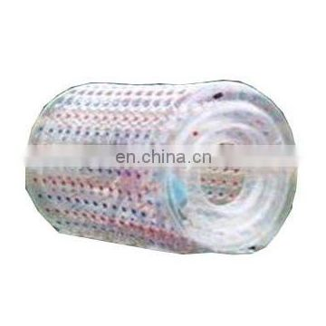 Inflatable water roller, inflatable rolling cylinder, inflatable barrel