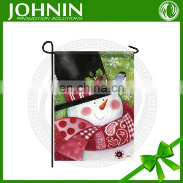 silk screen printing professional promotional garden flag