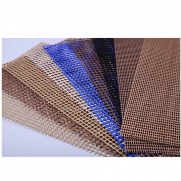 Non Stick PTFE Coated BBQ Grill Mesh Mat for Oven Cooking & BBQ Grilling