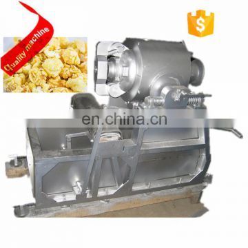 Top quality Factory price puffed rice popcorn machine