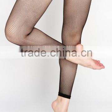 D004812 Sexy black tights footless fishnet chinese stockings women