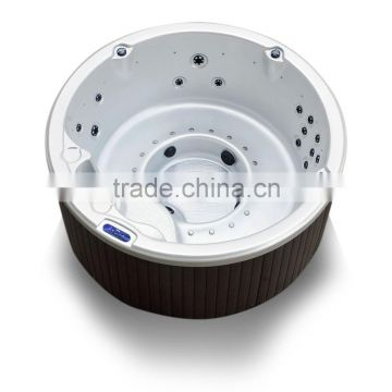 Promotion Price Classical Round Bathroom Spa With Covers