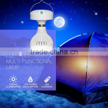 12W 3.7V camping LED light,tent lantern ,outdoor and indoor light
