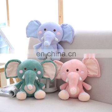 New design soft stuffed Elephant plush toy gift