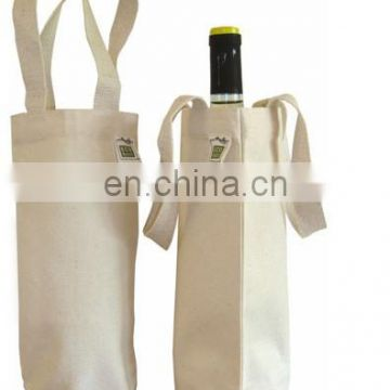 2013 environmental cotton wine bags