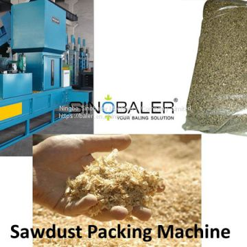 Sawdust Packing Machine / Wood Dust Packing Machine