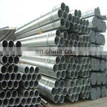 ASTM A53 Galvanized Transportation Pipeline Seamless Steel Pipe With Oil
