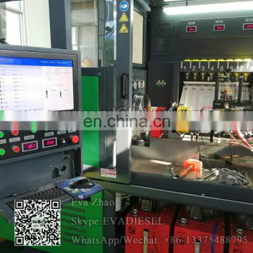 Auto electrical diesel tester common rail CR825 diesel injector pump testing equipment