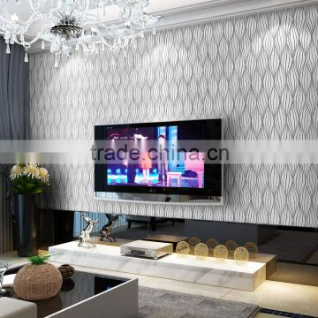 2016 korean wallpaper design decorative living room wallpaper