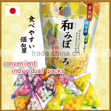 Kawaii Delicious egg snack from Japanese food supplier , sample set available