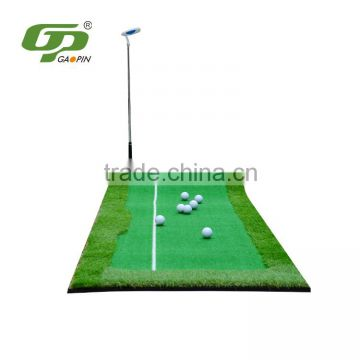 good quality professional putting green with fairaway hot