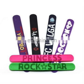 Gifts crafts plastic crafts cute silicone stainless steel new design color imprint ruler band
