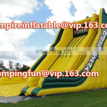 Factory produce medium size kids inflatable dry slide for sale ID-SLM091