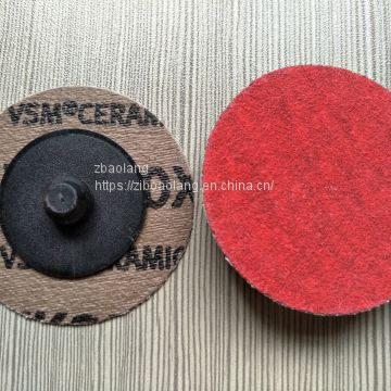 Quick Change Sanding Disc/Abrasive