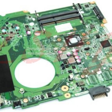 For HP 15-N 15-F Series Laptop Motherboard 790630-001 790630-501 Procesador A6 DA0U93MB6D2 free Shipping 100% test ok