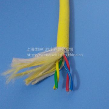 Pe Insulation Underwater Floating Cable Long Life