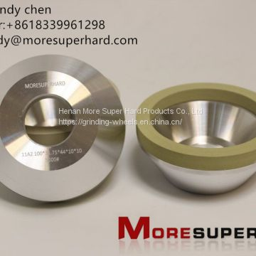 11A2 Vitrified Diamond Wheel for PCD Tools Grinding