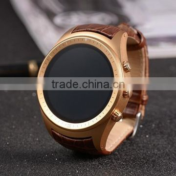 High Quality Smart Watch K18 3G SIM Phone Wristwatch j with Heart rate Wifi GPS Pedometer Bluetooth Sedentary
