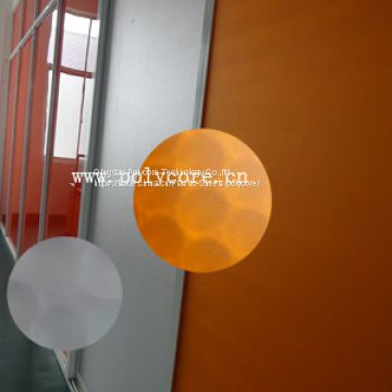waterproof light transmission light weight honeycomb door