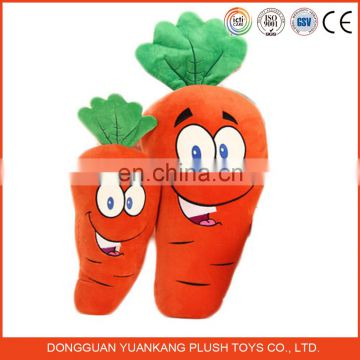 Educational Stuffed Vegetable Baby Toys Plush Broccoli For Sale