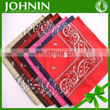 Wholesale Customized Hot Sale Cheap Bandana