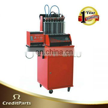 Fuel injector tester and cleaner machine FIT-104