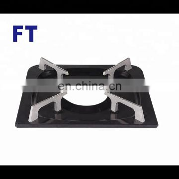 Factory Supplier Wholesale Camping Indoor portable LPG gas stove with the plastic box gas cooker with burner