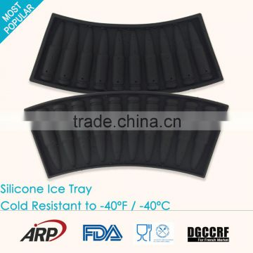 Summer favorites ice cream maker silicone ice mould                                                                                                         Supplier's Choice