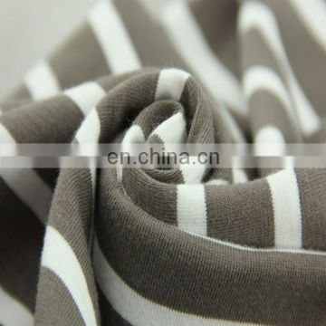 knitted fabric 95 cotton 5 spandex fabric from china supplier