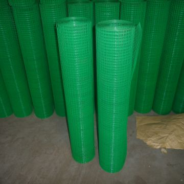 Hot Dipped Chicken Wire Mesh 1 4 Inch Welded Wire Mesh