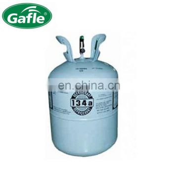 99.9 percent r134a gas in good quality with high purity