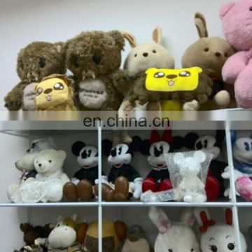 plush toy sample room ,
