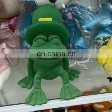 stuffed doll frog toys
