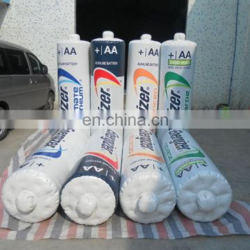 Advertising inflatables, battery advertising
