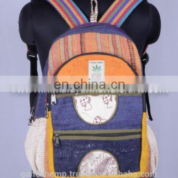 Hobo Cool Stylist Backpack and Canvas Bag HBB 0042