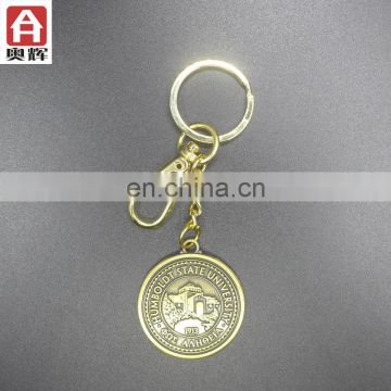 Custom size adjustable mini gps tracker keychain